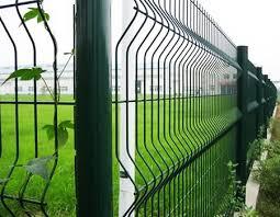 Забор 3d установить
