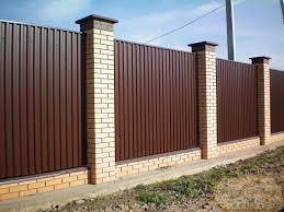 кирпичный забор не дорого Краснодар