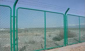 забор из сетки рабицы цены
