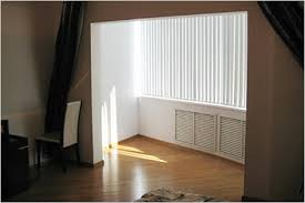 Балкон с комнатой