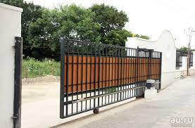 Ворота установить