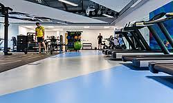 укладка спортивного линолеума в Сочи
